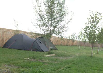 camping cu cortul in delta dunarii