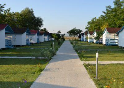 camping autorizat la casute in delta dunarii la campoeuroclub