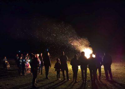 Foc de tabara - CampoEuroClub