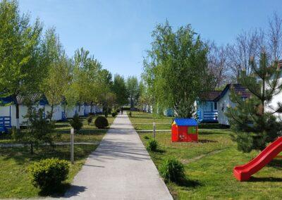 Camping satul de vacanta campoeurclub in delta dunarii