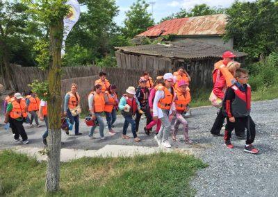Tabere scolare in Delta Dunarii - CampoEuroClub