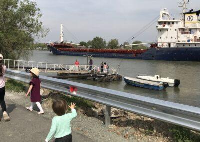 ambarcatiuni proprii campoeuroclub in delta