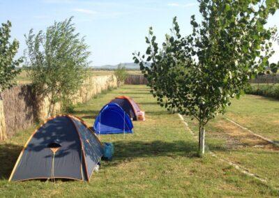 camping pentru corturi in delta dunarii